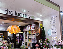 """Lush Lilly"" Westfield Chermside"