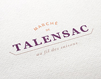 Marché de Talensac