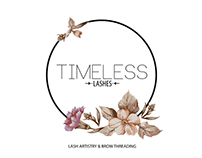 Timeless Lashes (Logo)