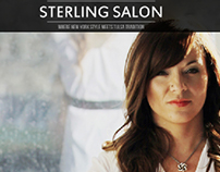 Sterling Salon Tulsa Website