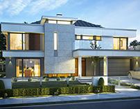 Projekt domu Willa Floryda 2