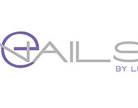 E Nails by Liz logo