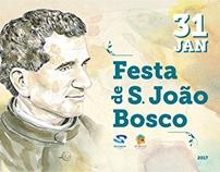 Festa de S. João Bosco 2017