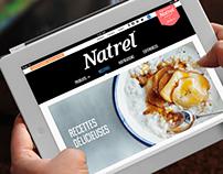 Natrel Website Optimization