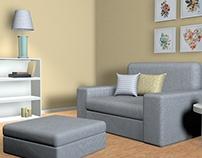 3D Room Project