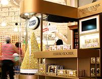 FERRERO | Ferrero Rocher Kiosk