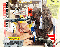 Collage artwork 247-252