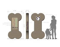 Puppy Places | Wayfinding Design Project