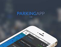 Parking • Mobile App