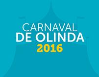 Carnaval de Olinda I 2016
