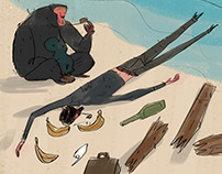 Comic- The island