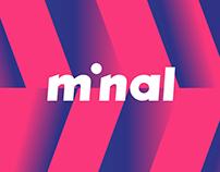 Minal Studio Identity