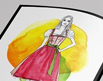 Dirndl Mag - Spring Preview 2014