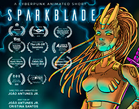 Sparkblade - Curta Animado 2D