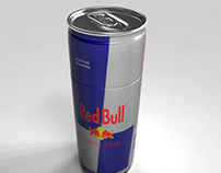 Red Bull USB Storage