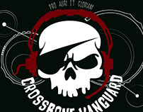 Crossbone Vanguard New Logo Design 2017