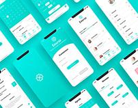 Enurse - App concept