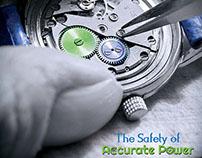 Ceclor - watch repair - Gearwheel