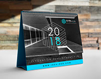 ID Hub Calendar 2018 Concept
