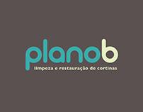 Logo, ID visual, anúncio, email mkt e Facebook PlanoB.
