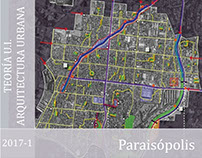 UI Teoría Arq. Urbana Paraisópolis 201710