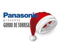 Panasonic: Gorro de Sonrisas