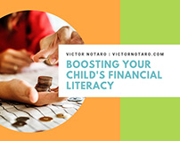 Boosting Your Child's Financial Literacy
