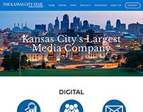 The Kansas City Star Advertising Website