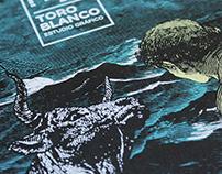 Afiche / Toro Blanco