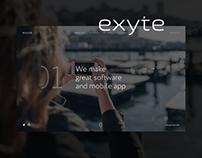 Exyte webiste