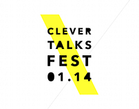 Clever Talks: The Next Mission Poster Design