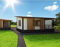 ARCHITECTURE - Silver lake bungalow concept design