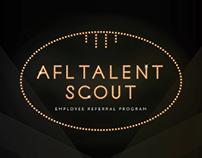AFL Talent Scout (Employee Referral Program) Branding