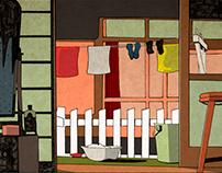 Interior for Ozu