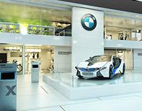 BMW - Salão do Automóvel 2014