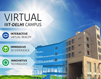 Posters | Virtual Campus Project IIIT-Delhi