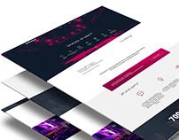 EmEvent - website 2018