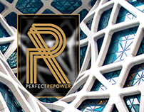 Perfect repower   logo & identity