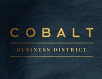 Cobalt Business District: Branding & Campaign