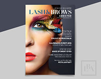 Lash & Brows Addicted Magazine