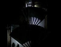 遮扇/The peeping of fan
