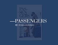 Piquadro - Passengers