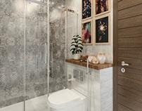 Rest room design