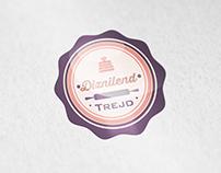 Cake bar Branding