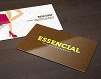 Cartão de visita | Essencial