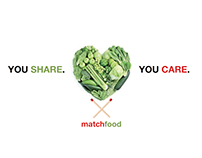 Matchfood. Foodsharing app to save the world (a little)