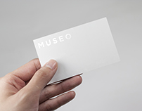 Museo Business Cards