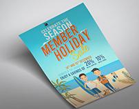Urban Pet Holiday Sale Flyer