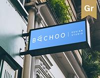 Branding: Bachoo Design Studio