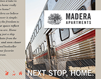 Madera Cover/Wrap Design